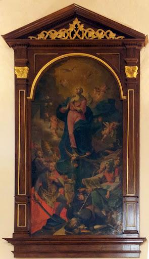 Slika Bogorodice iz 1780.g.