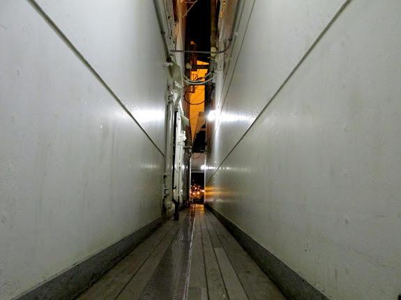 Queen Mary passageway