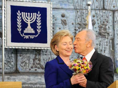 Hillary Clinton and betrayal in Jerusalem