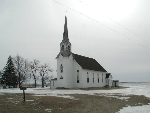 Springbrook Lutheran Church, Clarkfield, MN