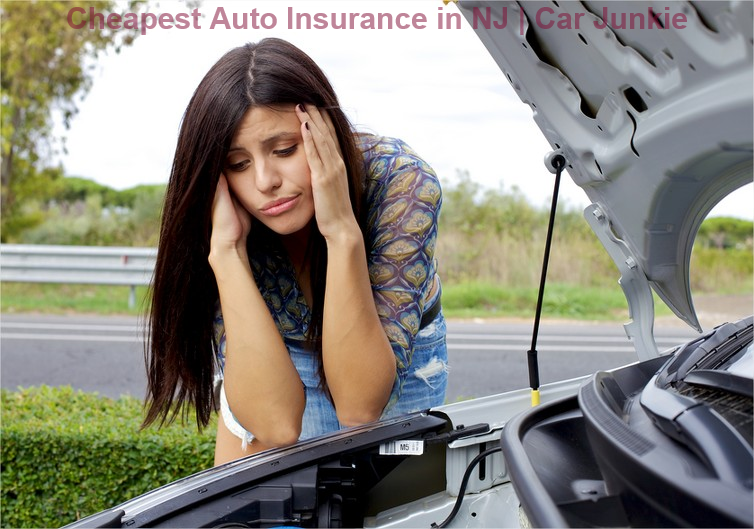 Cheapest Auto Insurance in NJ (New Jersey)