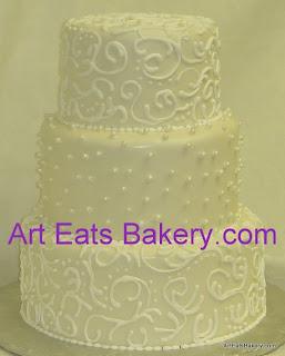 Wedding Cake Bakery 51 Great Multi shape three tier
