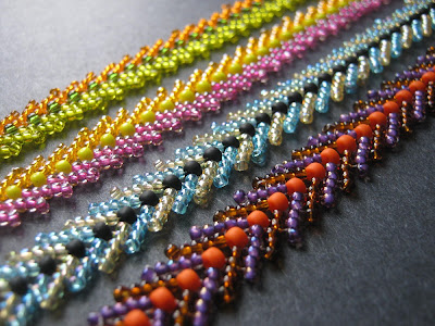 Triple Color Palette St. Petersburg Bracelets