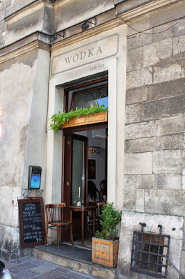 Wodka Cafe Bar - Cracóvia - Polônia