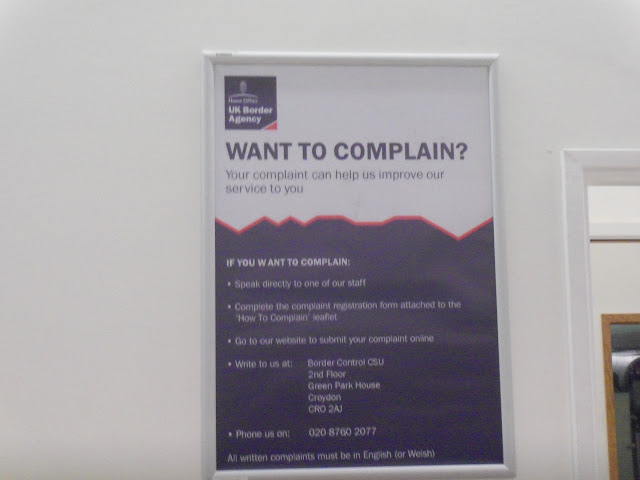 Want To Complain? OF COURSE YOU DO.