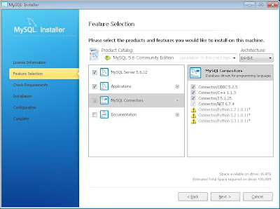 Instalar MySQL Community Server 5.6.12 en Windows 7 x64 Ultimate