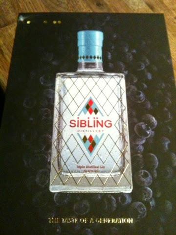 Sibling Gin logo