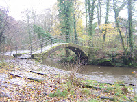 Bridge over River Goyt, Strawberry Hill