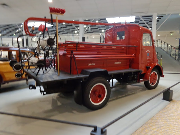 Musée de l'aventure Peugeot à Sochaux DSC01319