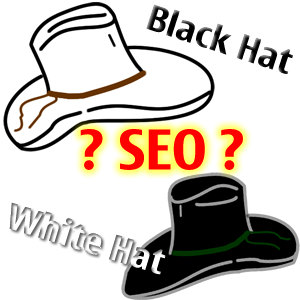 Black Hat vs. White Hat SEO Types