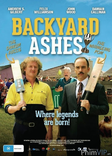 Sân Sau Của Ashes - Backyard Ashes poster
