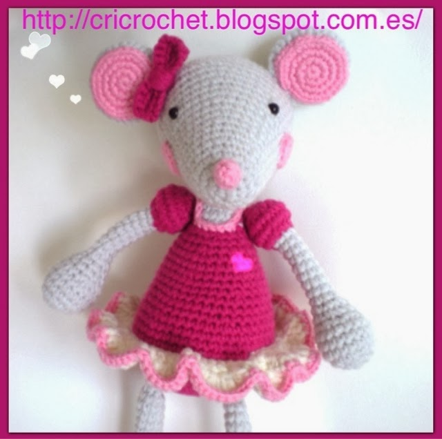 CRICROCHET: Ratita presumida