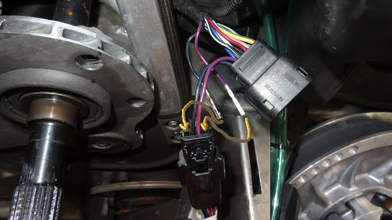 Tether Install Stepbystep With Pics Snowest Snowmobile Forumrhsnowest: Wiring Diagram Arctic Cat Proclimb At Gmaili.net