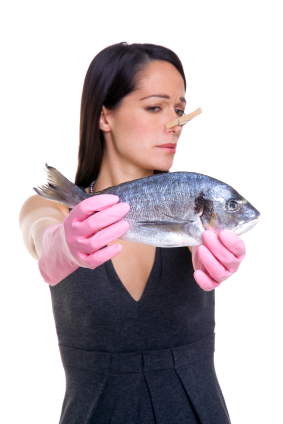 Foodtrainers cooking fish sans smell for What does it mean if your vagina smells like fish