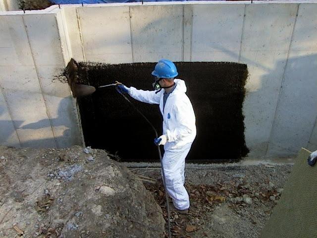 Manufacturer Of Foundation Waterproofing Concrete Crack