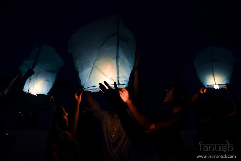 Fanush, Sky Lantern, Flying Lantern, Phanush