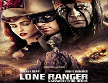 فيلم The Lone Ranger بجودة TS