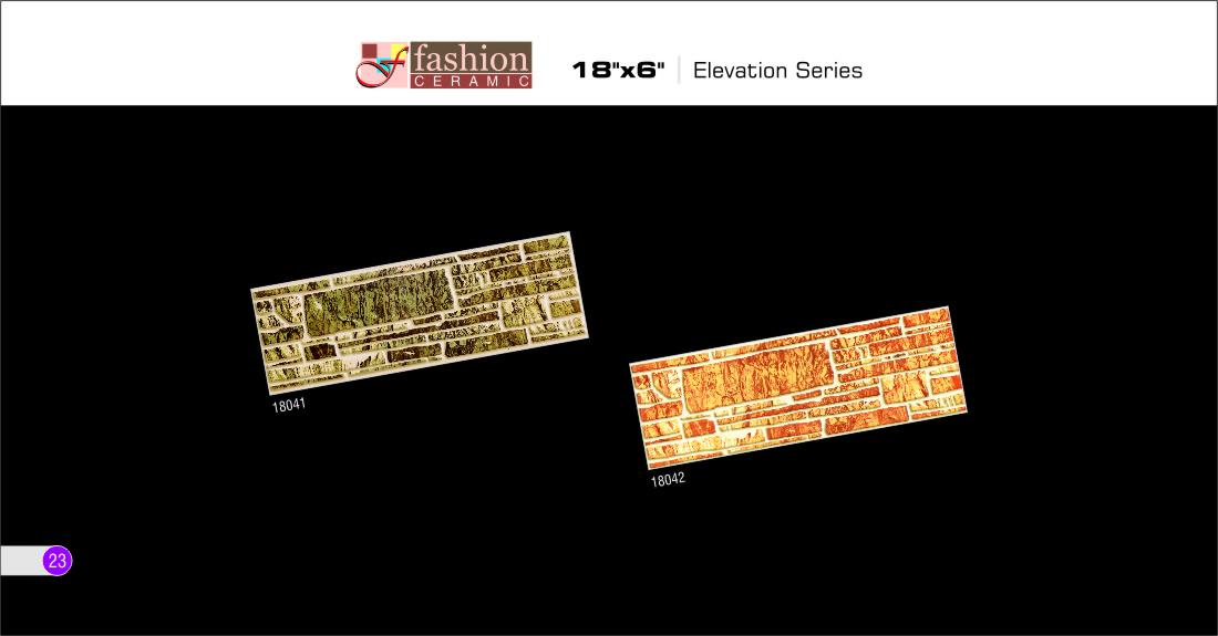 Elevation Tile 6x18 Sasta Tiles