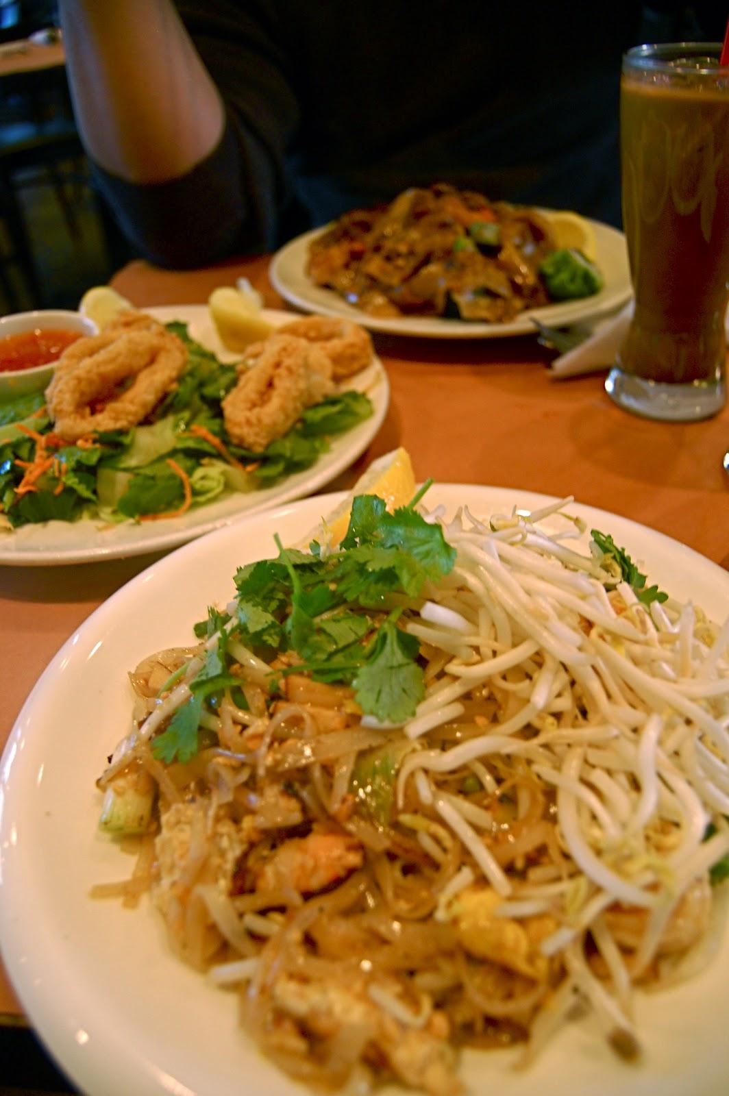 Song Thai Restaurant Morley Menu
