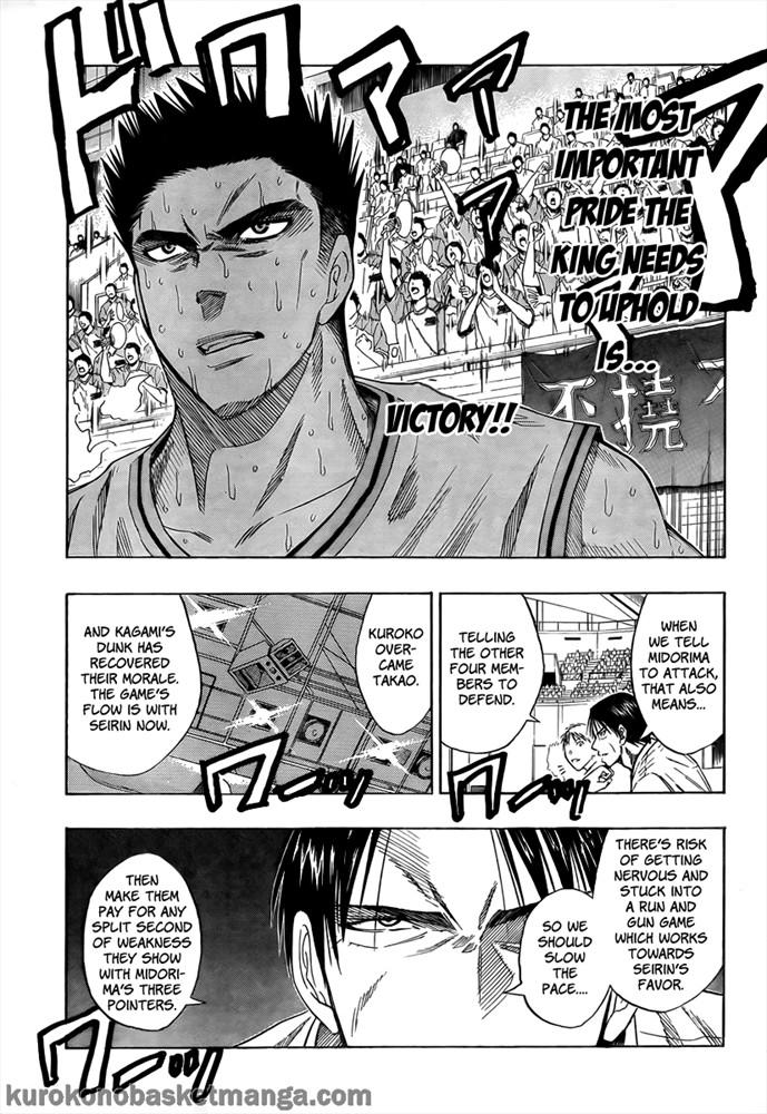 Kuroko no Basket Manga Chapter 34 - Image 09