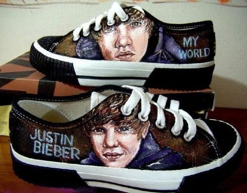 justin bieber shoes for girls. Bieber Fever Baby!: Justin