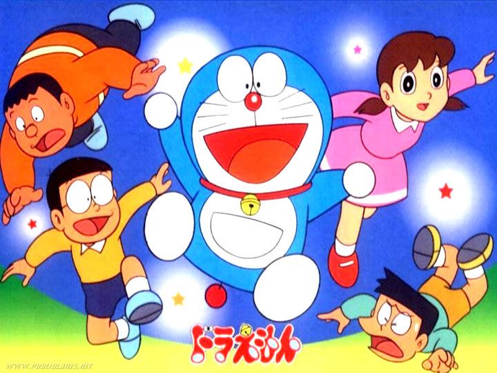 Doraemon, El Gato Cosmico