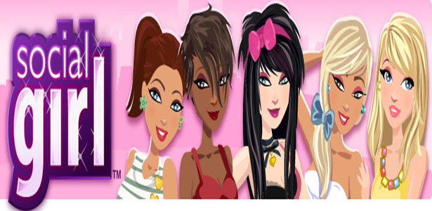 Social Girl iPhone game free Review