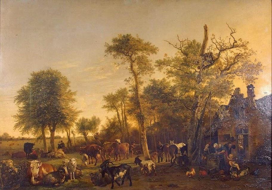 Paulus Potter - The Farm