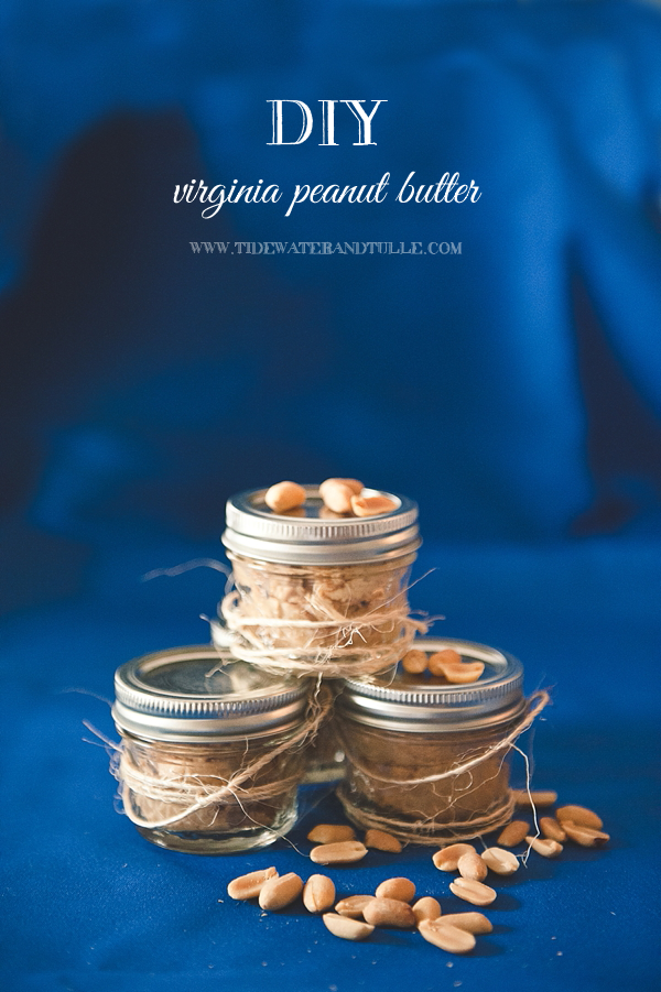 Diy Virginia Peanut Butter Wedding Favors Tidewater And Tulle