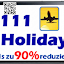 111Holiday - Urlaub Reise Flug Holiday Last Minute
