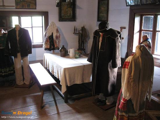 zyndranowa - tradycyjny dom łemków
