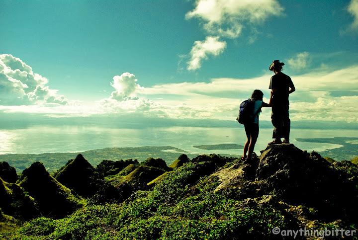 Osmena Peak Dalaguete