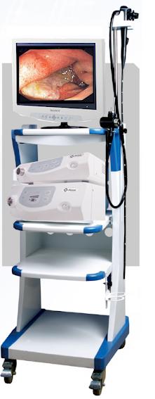 Máy nội soi tiêu hóa dạ dày - đại tràng Aohua VME 2800