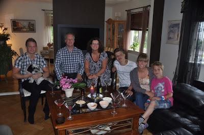 Johansson family