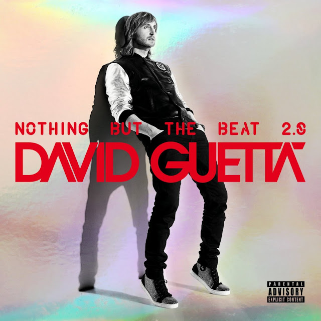 David Guetta Nothing But the Beat 2.0 cover