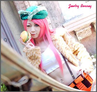 one piece cosplay One-Piece-Cosplay-Jewelry-Bonney-Cosplay-3