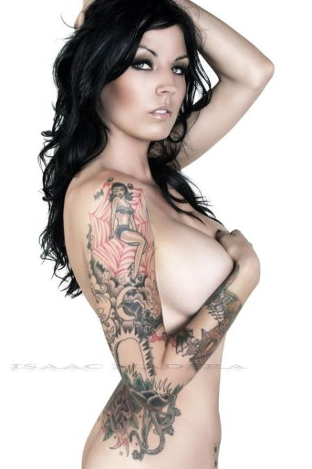 hot girls with tattoos. Hot Girls With Tattoos