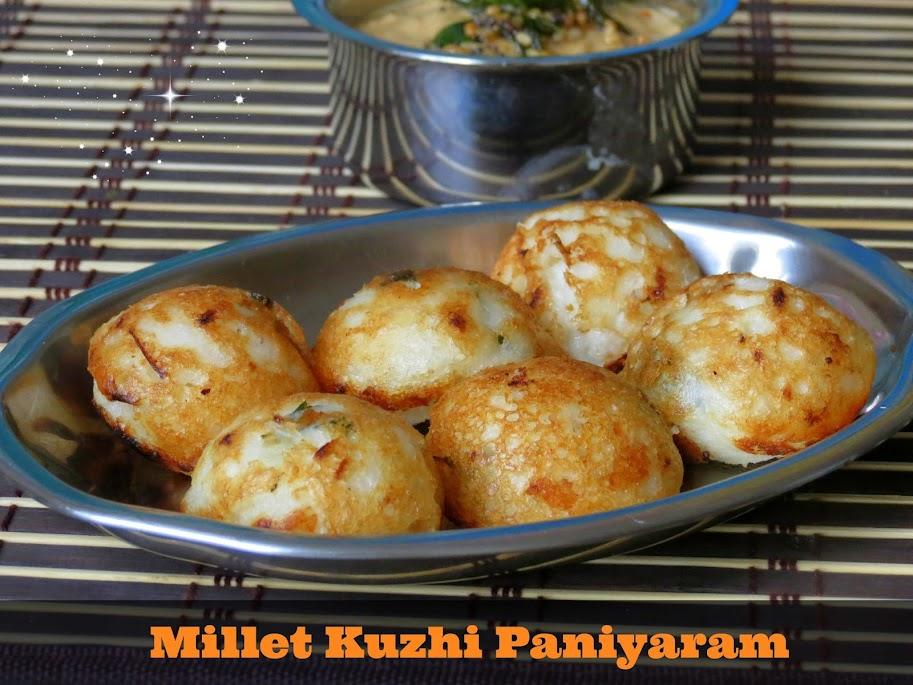 Kuzhipaniyaram