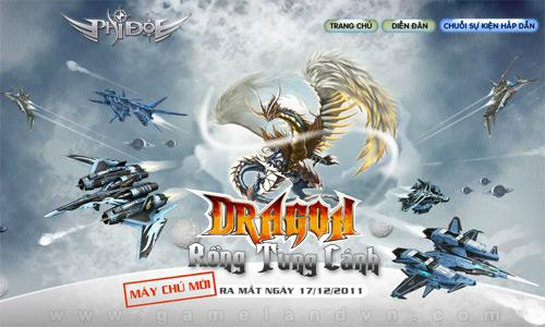 Phi Đội mở máy chủ mới Dragon 2