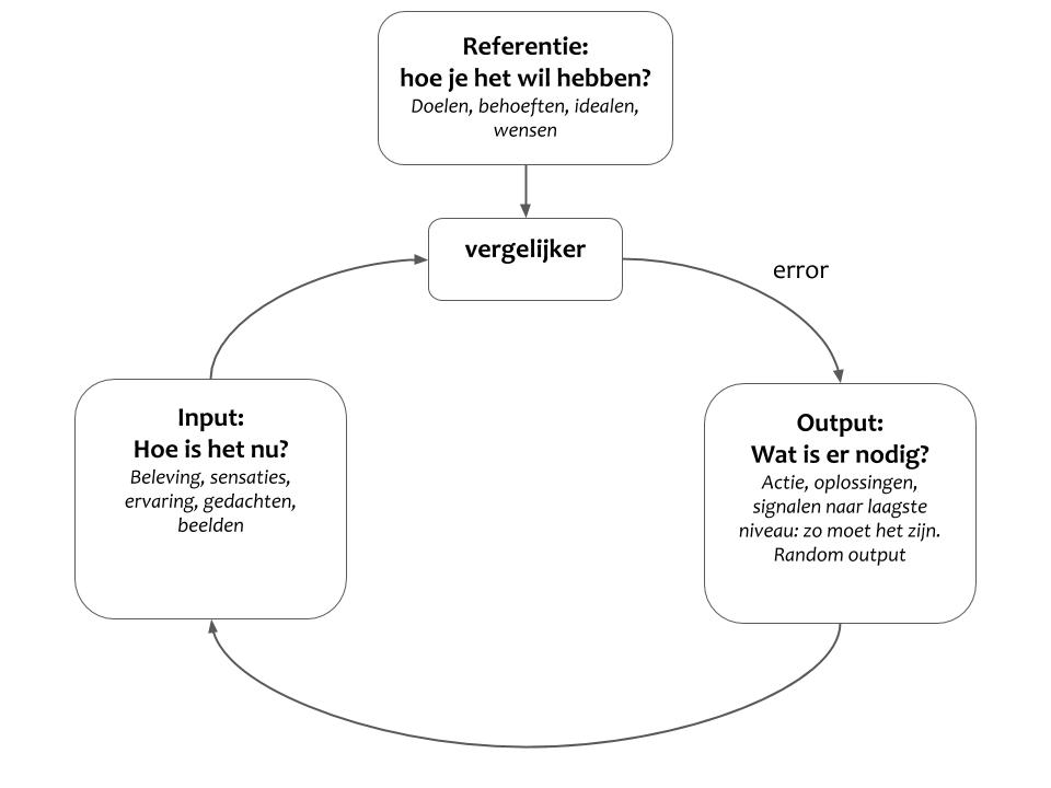 negatieve feedback loop