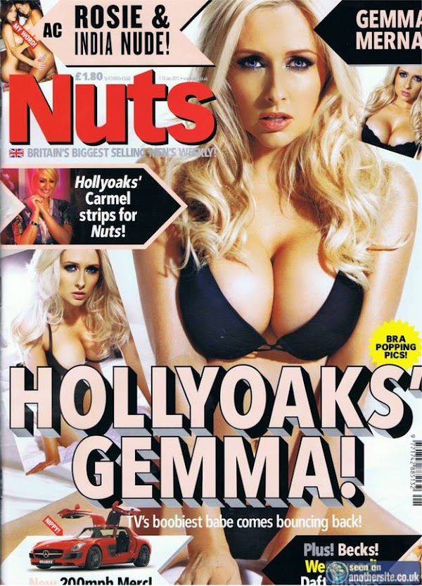 Gemma Merna goes Nuts  #girls:girls,girls games,big girl