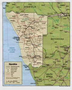 Namibia Evaluating Concentrated Solar Power Csp Potential In Feasibility Study