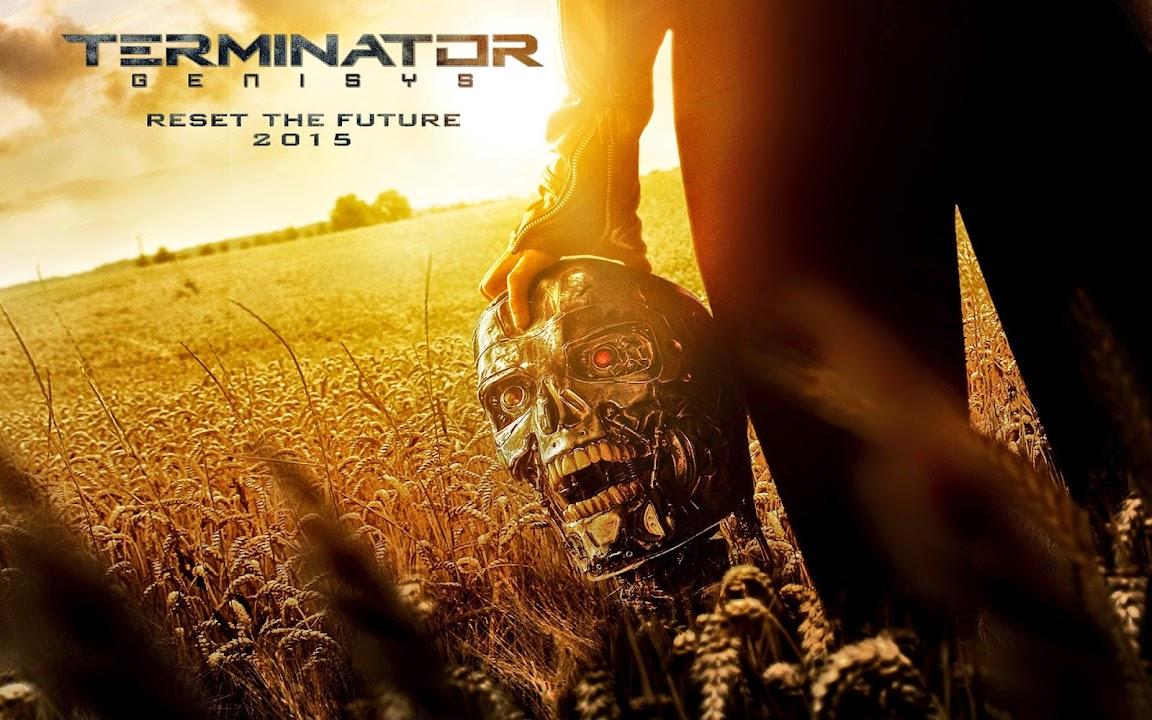 Terminator Genisys 2015 Wallpaper