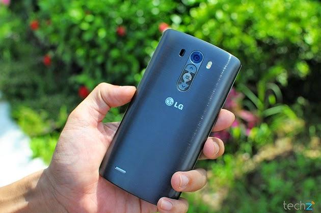LG G4 sẽ ra mắt vào tháng Tư để tránh Galaxy S6?