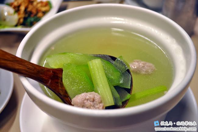 泰炘泰式料理清燉黃瓜湯