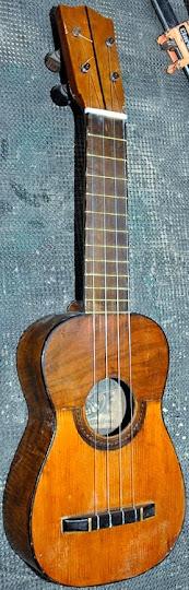 Salvador Ibanez 1915 Guitarrico