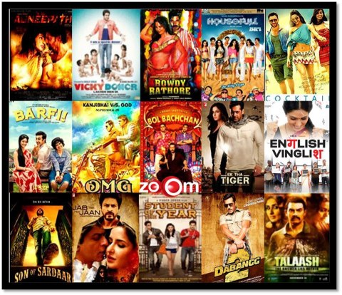 Which is your favorite 2012 movie?