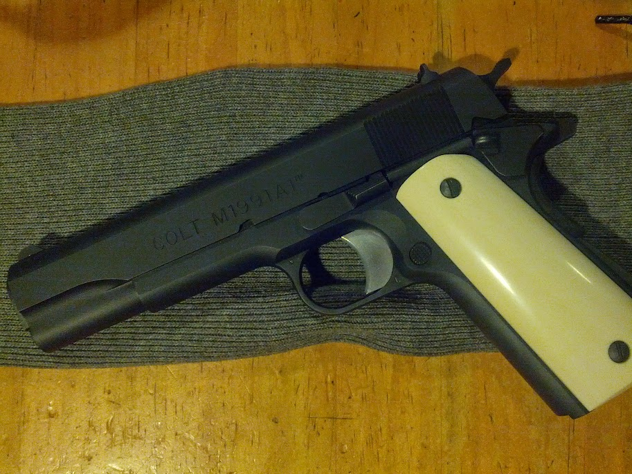 Closest Colt WW2 1911A1 clone (and opinions on the Lew Horton
