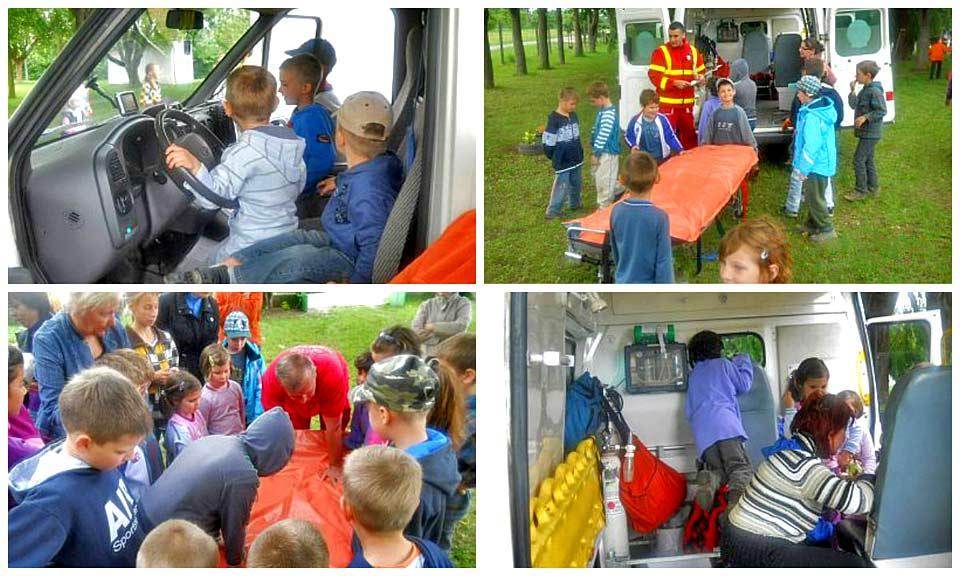 Gyereknap az iskolában Bárdudvarnok