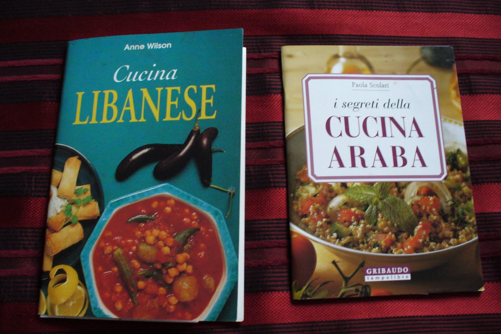 Cucinare La Mia Passione Cucina Arabo Libanese